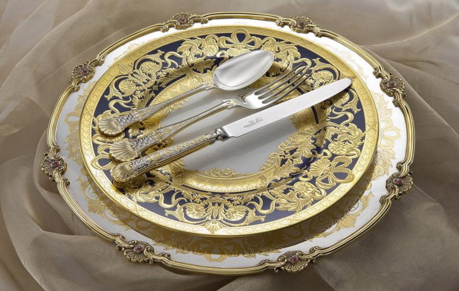 Фото тарелок самые дорогие